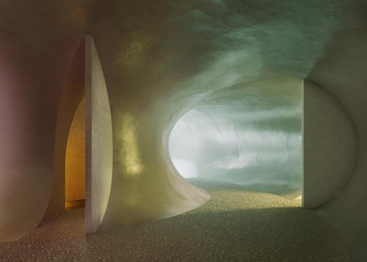 Придорожная часовня по проекту Herzog & de Meuron (фото 2)