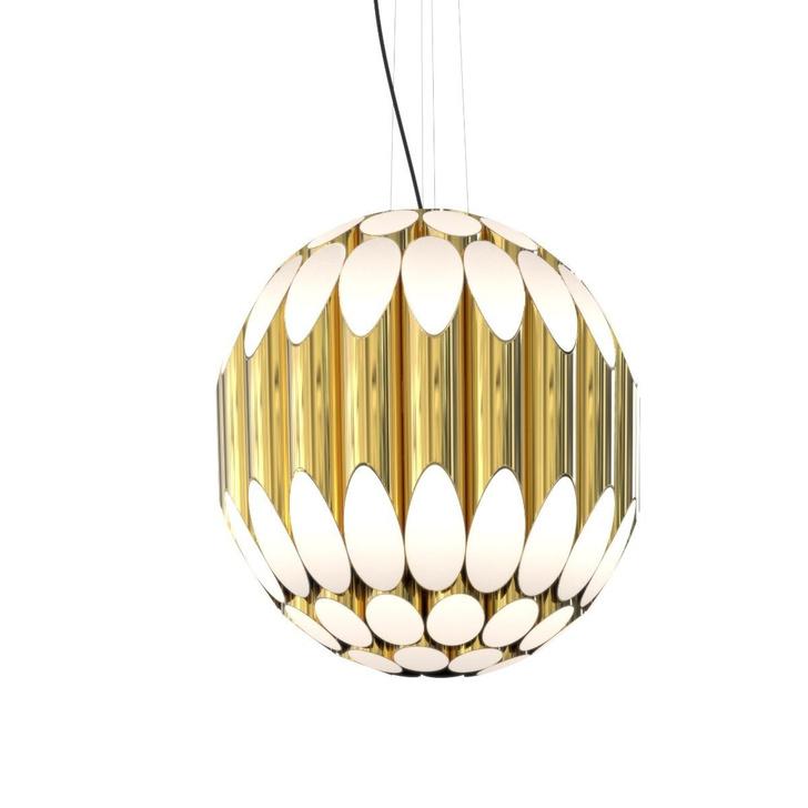Топ-15: золотые светильники (фото 10)