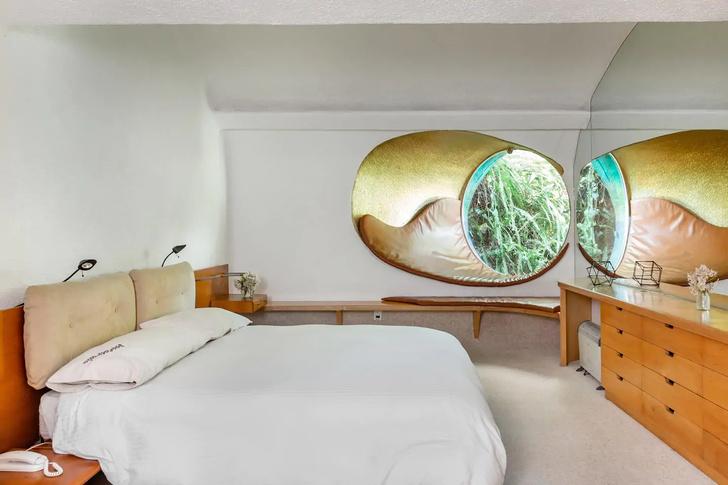 «Гнездо Кетцалькоатля» можно снять через Airbnb (фото 8)