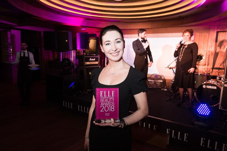 Объявлены победители премии ELLE International Beauty Awards 2018 (фото 9)