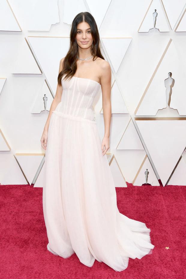 Светлая сторона: платья в нюдовых оттенках на церемонии «Оскар-2020» (фото 1)