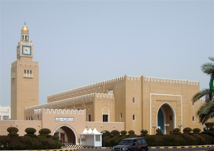 Эль-Кувейт: город мечетей и небоскребов (фото 16)