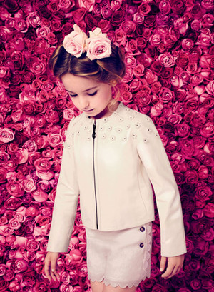 ELLE Kids в финале конкурса Little Top Model Of Russia