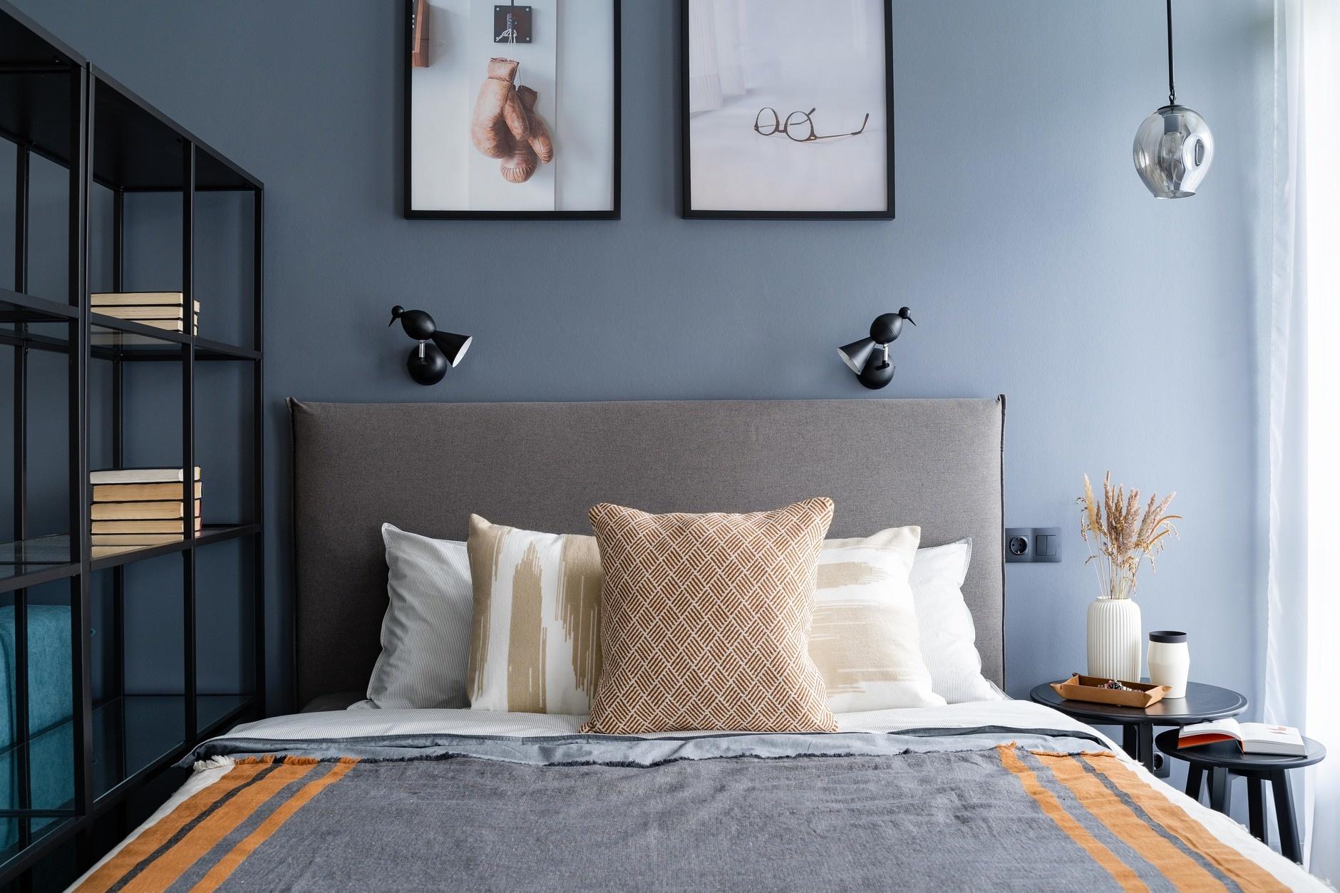 Маленькая спальня: 35 идей и решений (галерея 1, фото 5)