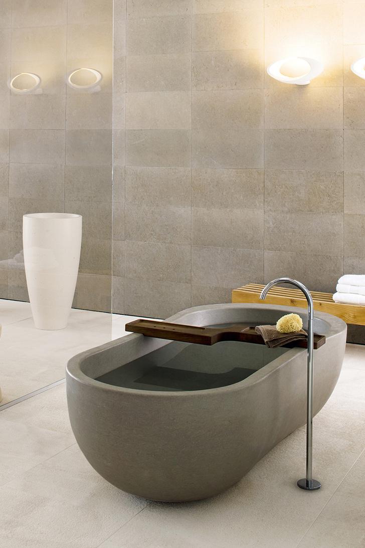 Ванна Energy, камень, Neutra, www.neutradesign.it
