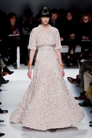 Показ Schiaparelli коллекции сезона Весна-лето 2014 года Haute couture - www.elle.ru - Подиум - фото 574214