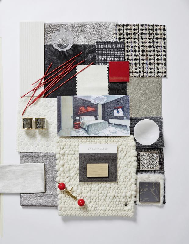 Готовый проект: спальня 20 м² с парижским акцентом (фото 8)