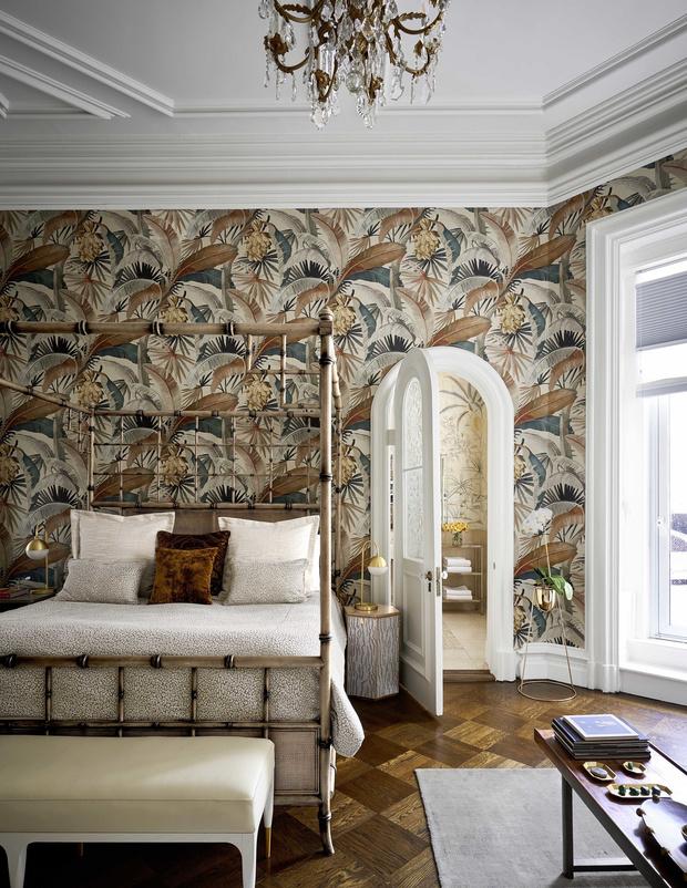 Тайная комната: лучшие спальни в звездных домах (фото 41)