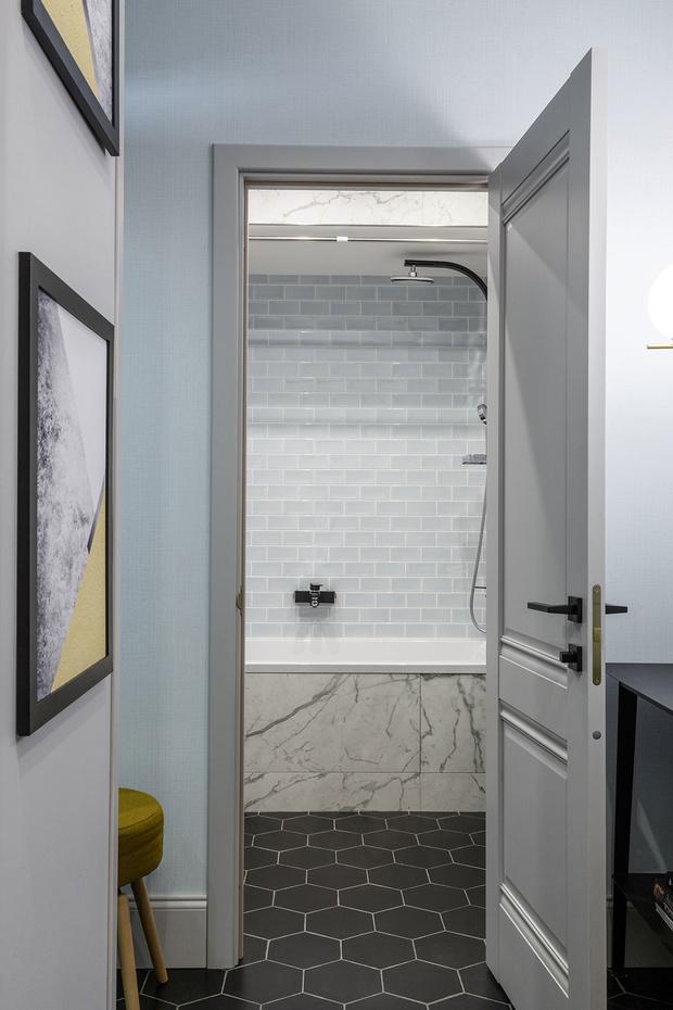 Квартира 46 м²: проект Ольги Луис (фото 15)