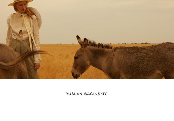 Одна из самых чарующих рекламных кампаний сезона: Ruslan Baginskiy (фото 5)
