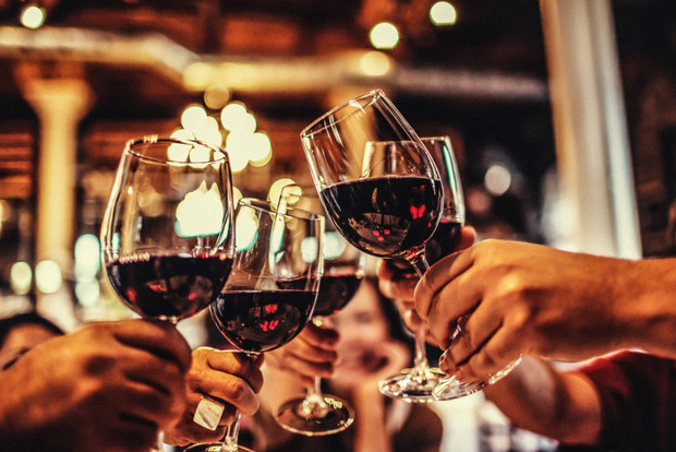 II ежегодный Italian Wine Day
