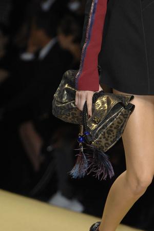 Показ Louis Vuitton коллекции сезона Весна-лето 2009 года prêt-à-porter - www.elle.ru - Подиум - фото 85553