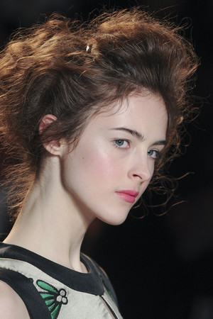 Показ Lela Rose коллекции сезона Осень-зима 2013-2014 года Prêt-à-porter - www.elle.ru - Подиум - фото 509426