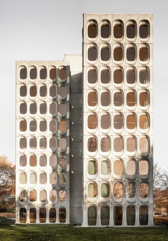 Работать с комфортом: коворкинг Fosbury & Sons в Брюсселе (фото 13.1)