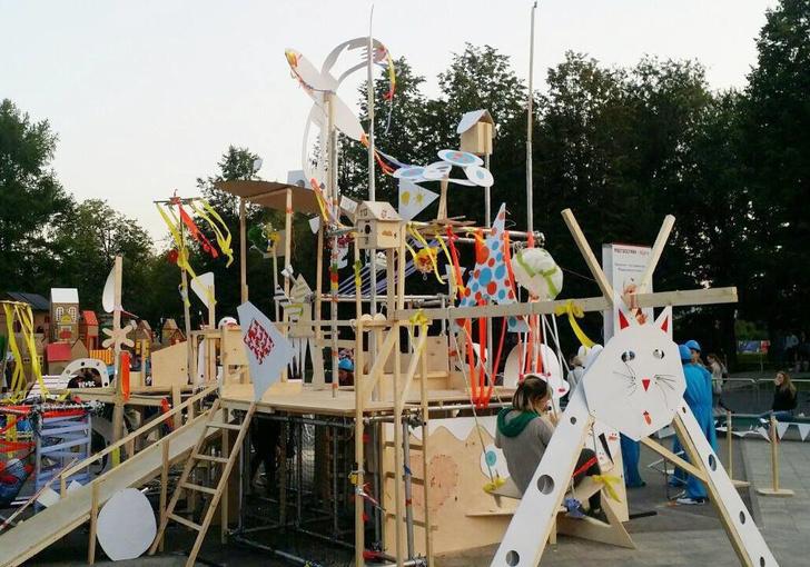 День кружка: детские архитектурно-творческие студии Москвы (фото 41)