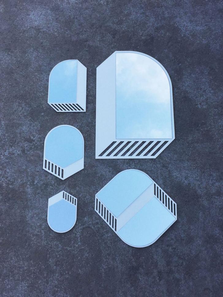 Мастерство иллюзии: зеркала от студии Mestizodisenio (фото 4)