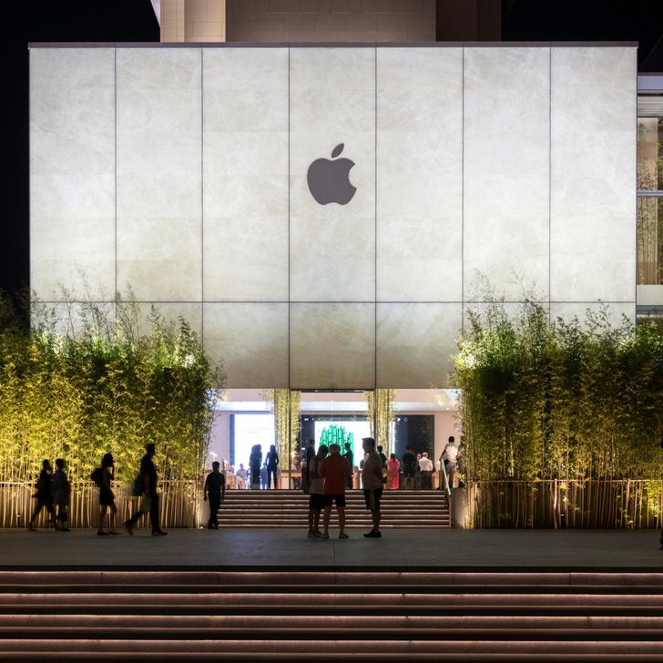 10 самых красивых Apple's Stores от (фото 6)