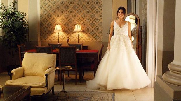 Как прошла свадьба Меган Маркл в сериале «Форс-мажоры» (фото 1)