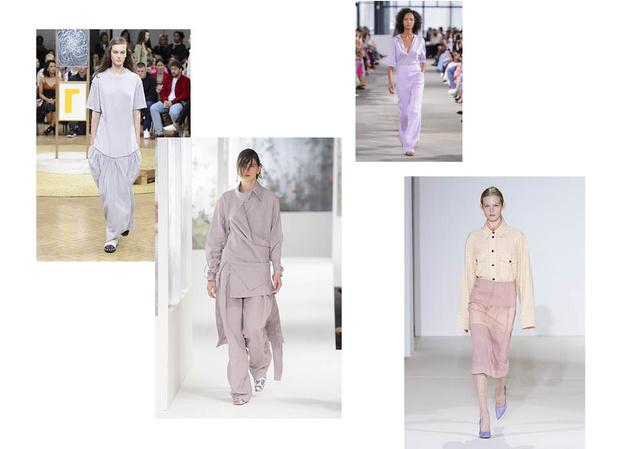 женская одежда весна лето 2018 фото