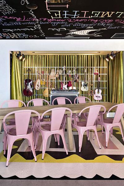 Международная Школа Дизайна – о бутик-отелях Стамбула   галерея [2] фото [4]