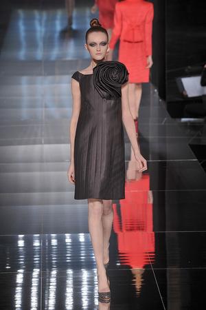 Показ Valentino коллекции сезона Весна-лето 2009 года Haute couture - www.elle.ru - Подиум - фото 86974