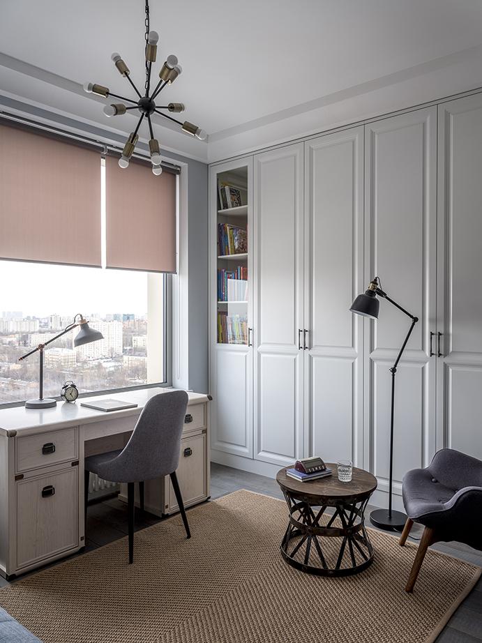 Квартира 112 м в Москве (фото 16)