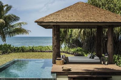 Искусство отдыхать: новейший курорт Four Seasons Resort Seychelles at Desroches Island на Сейшелах (галерея 3, фото 0)