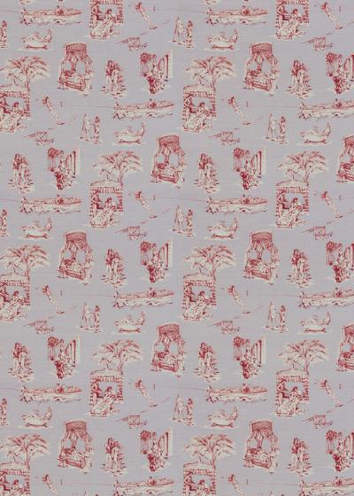 Новая коллекция обоев и текстиля Саши Бикофф (галерея 8, фото 5)