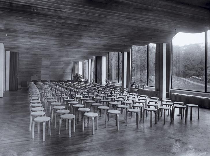 История дизайна: Айно и Алвар Аалто (фото 11)