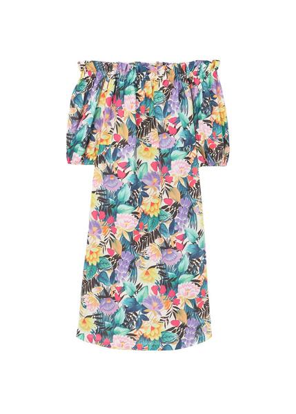 Самые модные платья уходящего лета | галерея [1] фото [2]