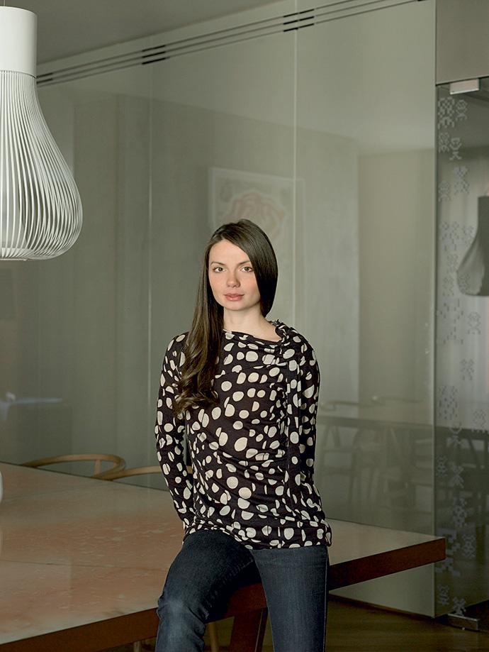 Светлана Иржавская