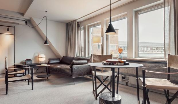 Blique by Nobis: отель по проекту Герта Вингорда в Стокгольме (фото 11)