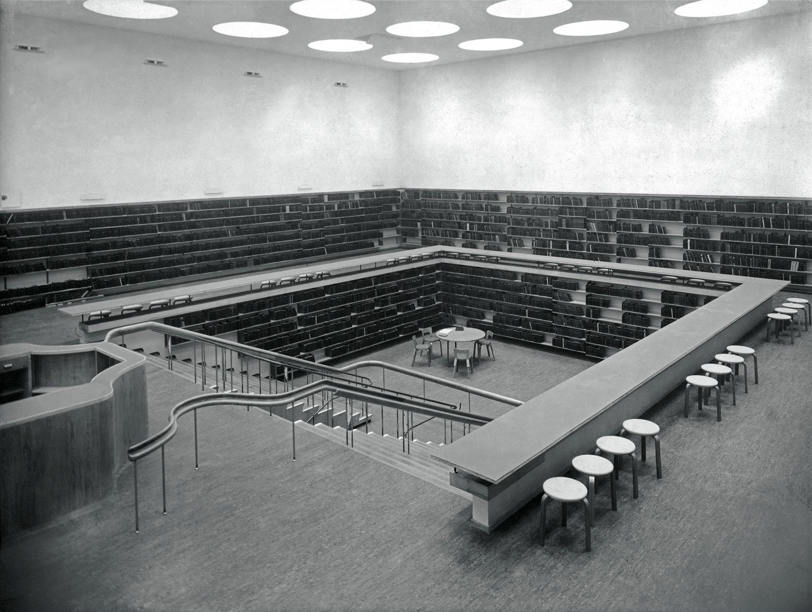 История дизайна: Айно и Алвар Аалто (галерея 13, фото 5)