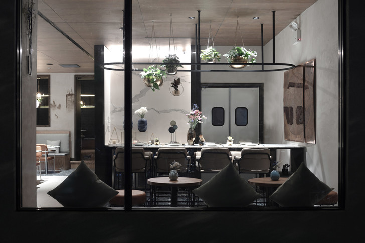 Китайский ресторан Atlas Kitchen в Манхэттене (фото 3)