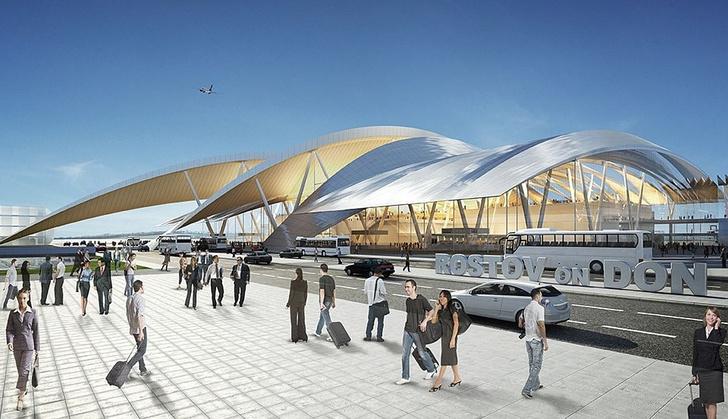 Новый аэропорт в Ростове-на-Дону (фото 2)