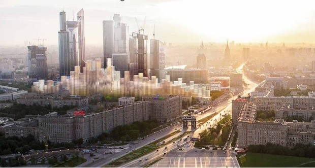 Проекты звезд архитектуры в Москва (фото 21)