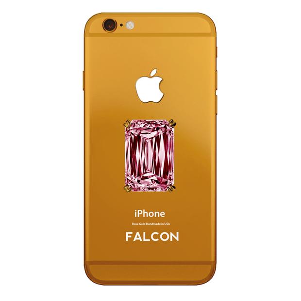 Золотой iPhone 6, $48 млн