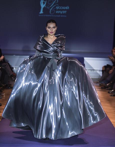 В особняке на Волхонке состоялась презентация fashion-календаря «Русский силуэт & Балет» фото [11]
