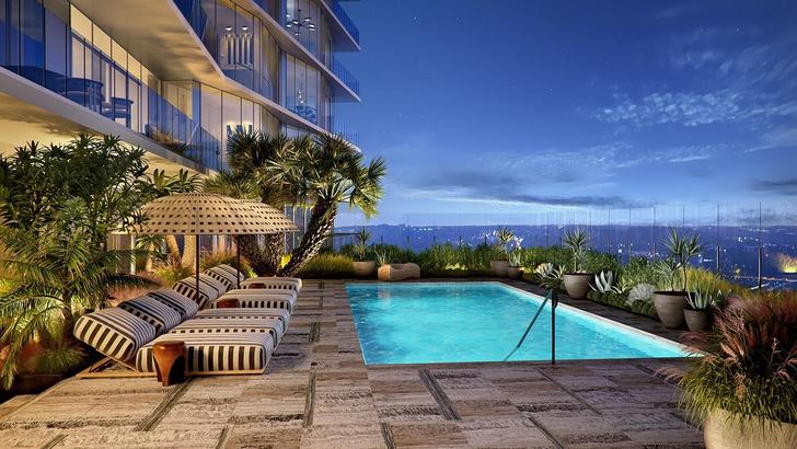 Austin Proper Hotel: новый отель по дизайну Келли Уэстлер (фото 7)
