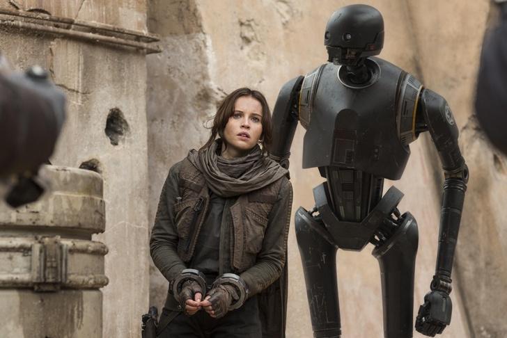 «Изгой-один: Звездные войны. Истории», (Rogue One: A Star Wars Story)