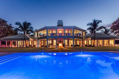 Итоги года 2014: 10 домов знаменитостей, выставленных на продажу | галерея [9] фото [6]
