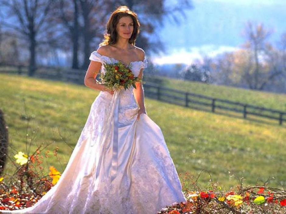 Свадебные платья из сериалов и фильмов