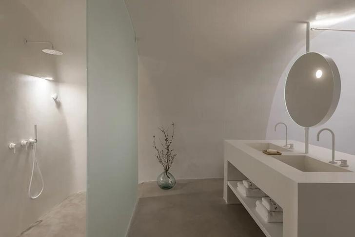 Saint Hotel на острове Санторини по проекту Kapsimalis Architects (фото 8)