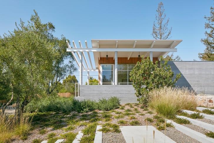 Просторное ранчо на севере Калифорнии по проекту Malcolm Davis Architecture (фото 17)