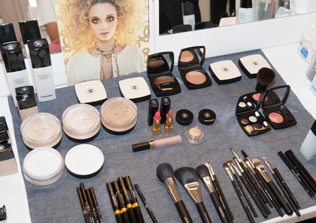 Макияж на круизном показе Chanel 2015: лучшие образы
