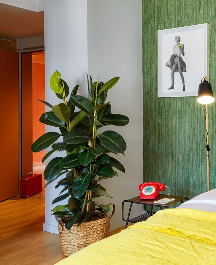 Солнечный отель Max Brown 7th District в Вене (фото 2)