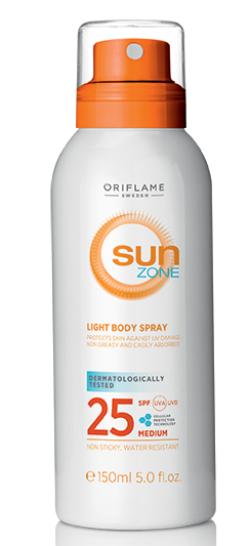 Oriflame Sun Zone SPF 25