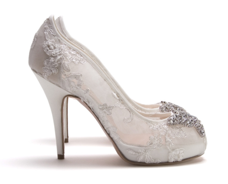 Самые модные свадебные туфли этого лета | галерея [1] фото [17]