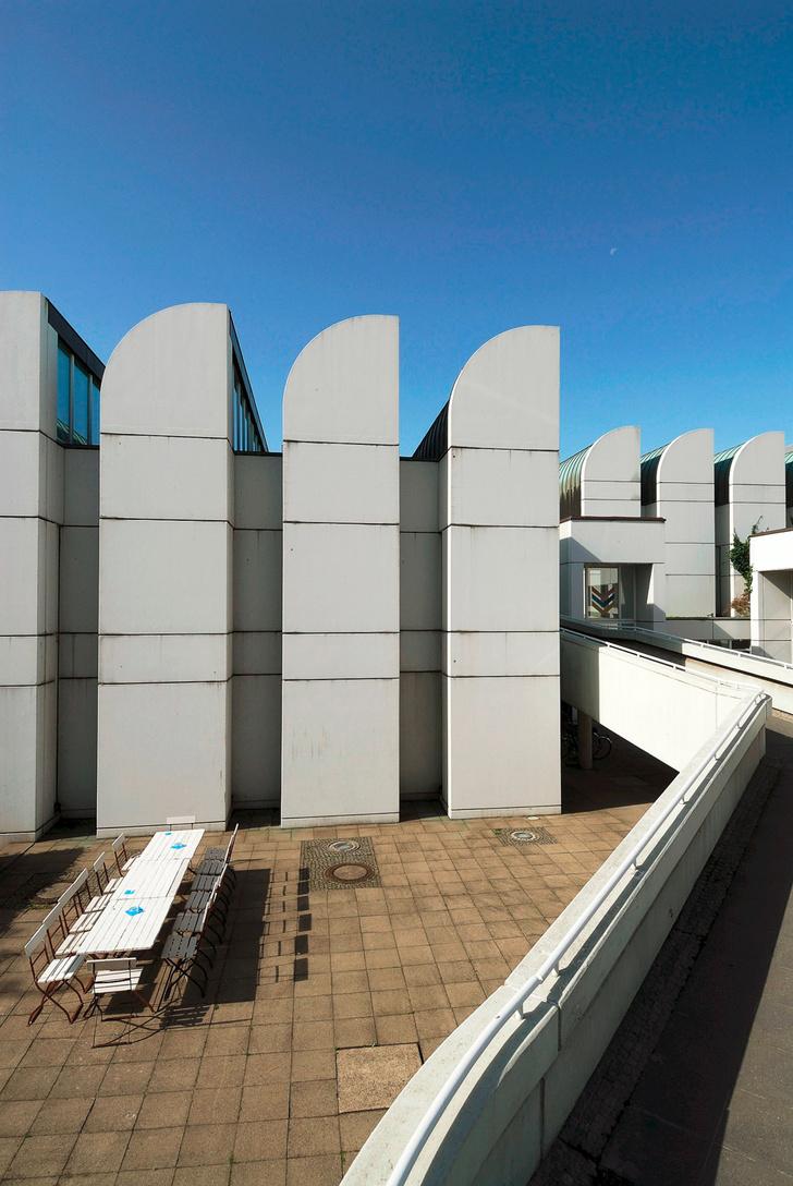 Музей Bauhaus-Archive