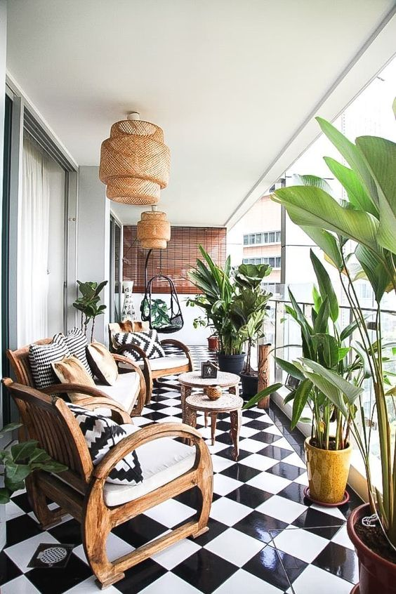 Как оформить балкон: советы дизайнера Ильи Гульянца (фото 7)